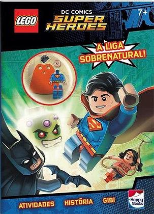 Super Heroes: A Liga Sobrenatural!