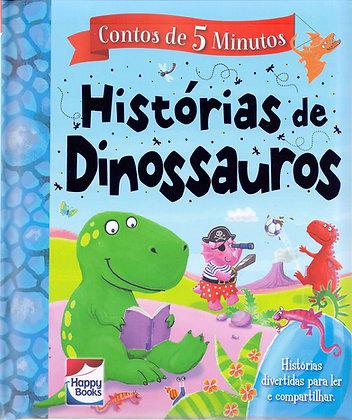 Contos de 5 Minutos: Histórias de Dinossauros