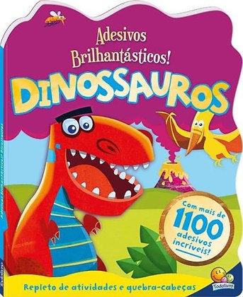 Adesivos Brilhantásticos! Dinossauros