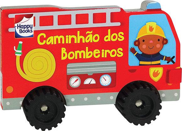 Veículos Geniais - Caminhão dos Bombeiros