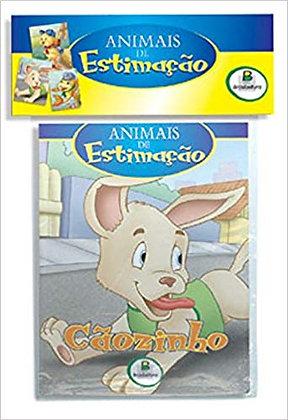 Mini - Animais De Estimação(Eco)-Kitc/10 Und