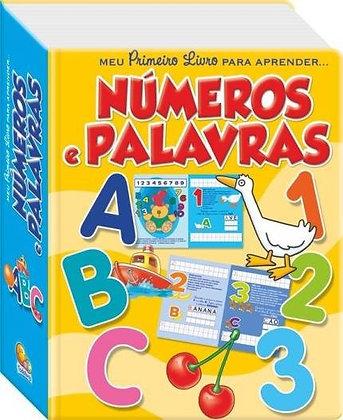 Meu Primeiro Livro Para Aprender...Números E Palavras
