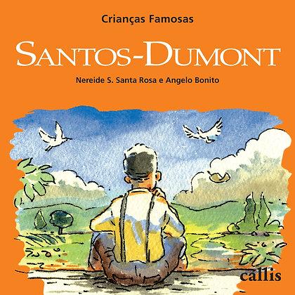 Santos Dumont - Col. Crianças Famosas