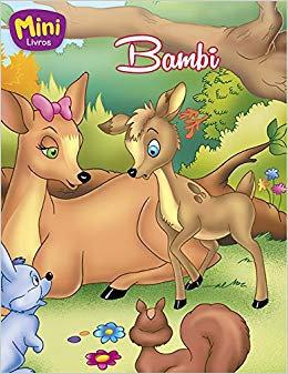 Mini - Clássicos: Bambi