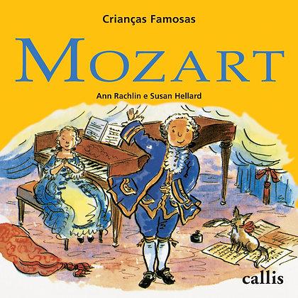 Crianças Famosas - Mozart