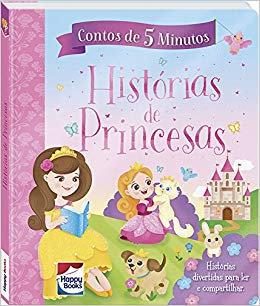 Contos de 5 Minutos: Histórias de Princesas