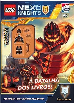 Lego Nexo Knights-Lnc-802 - A Batalha Dos Livros!