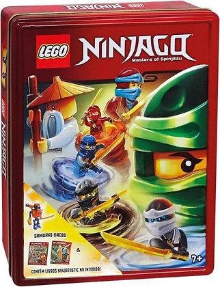 Lego Ninjago - Mestres Do Spinjitzu - Lata