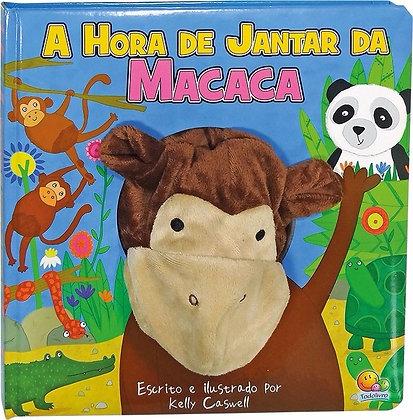 Fantoche Da Bicharada: A Hora De Jantar Da Macaca