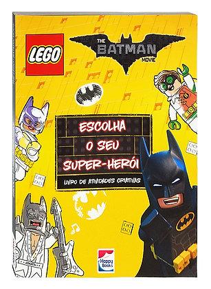 Lego - Escolha O Seu Super-Herói
