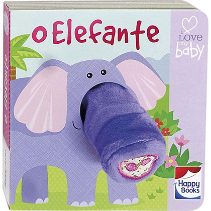 Ilmb - Dedinhos Divertidos: O Elefante