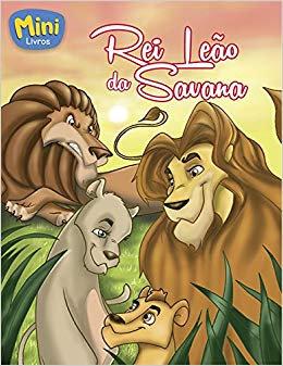 Mini - Clássicos: Rei Leão Da Savana