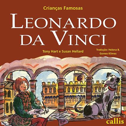Crianças Famosas - Leonardo da Vinci