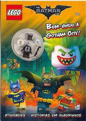 Lego Batman Movie: Bem-Vindo A Gotham City