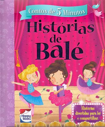 Contos de 5 Minutos: Histórias De Balé