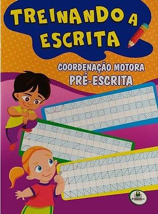 Treinando a Escrita: Coordenação Motora - Pré-Escrita(N)