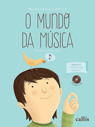 O Mundo da Música Vol. 2