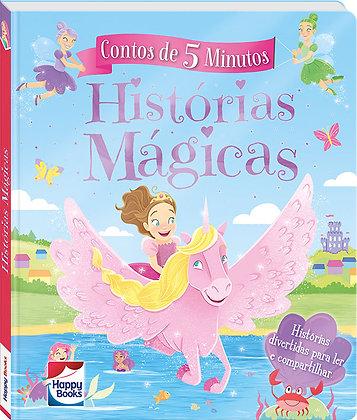 Contos De 5 Minutos - Histórias Mágicas