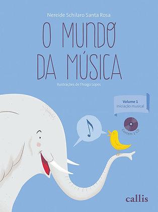 O Mundo da Música Vol. 1
