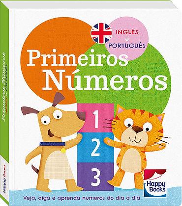 Vamos Aprender? Inglês/Português : Primeiros Números