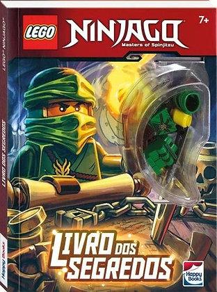 Lego Ninjago - Mestres Do Spinjitzu - Livro Dos Segredos