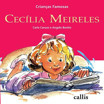 Crianças Famosas - Cecília Meireles