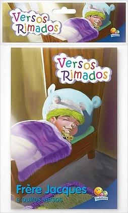 Versos Rimados(Eco)-Kit C/8 Und.
