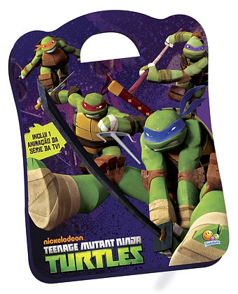 Ninja Turtles (Ml/Esp) - Kit C/08 Und.