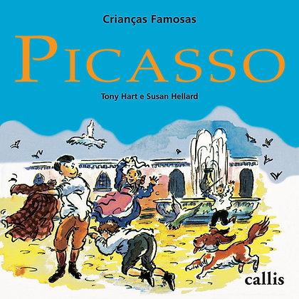 Crianças Famosas - Picasso
