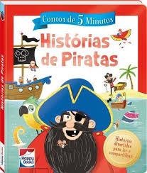 Contos de 5 Minutos: Historias De Piratas