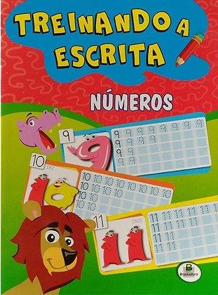 Treinando A Escrita: Números(N)