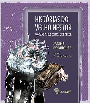 HISTÓRIAS DO VELHO NESTOR – CONTOS DE HORROR