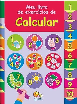 Meu Livro de Exercícios de Calcular