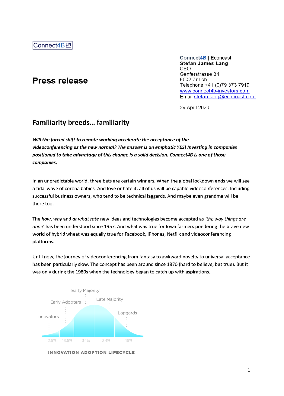 Connect4B_Press release_29 April 2020_Fi