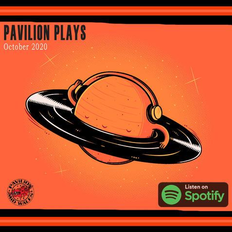 Pavilion Plays October 2020