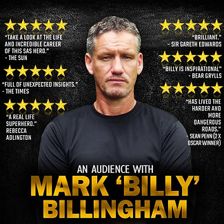MARK 'BILLY' BILLINGHAM