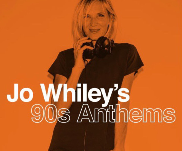 Jo Whiley's 90s Anthems - New Date