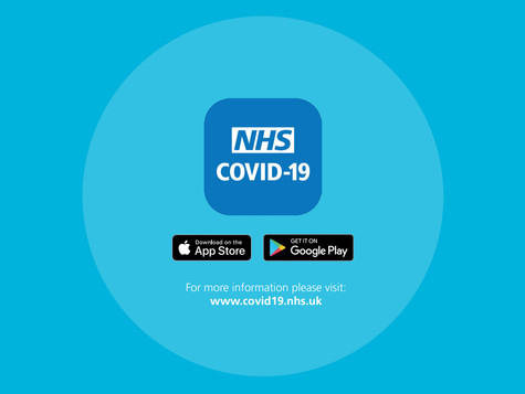 NHS Track & Trace: New Covid App
