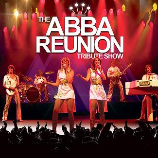 ABBA REUNION TRIBUTE SHOW