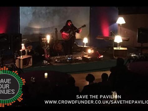 Save the Pavilion crowdfunder