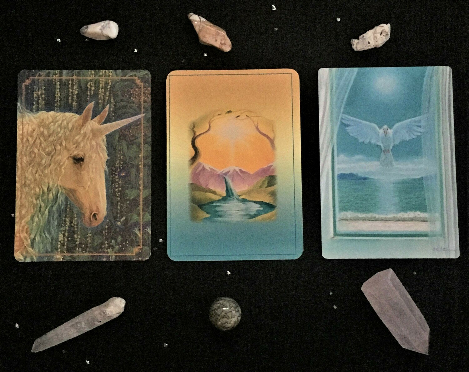 3 Card Reading with Cynthia