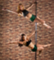 Pole Dancing, Hammock & Barre Class Aerial Fitness Parties