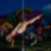 IgNight Market Aerial Fitness & Pole Fitness Demonstration - 5