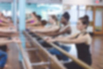 Barre Class is a Pilates and Ballet Inspired Fitness Class