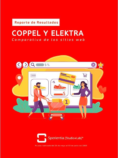 Coppel y Elektra: Estudio Comparativo de Usabilidad Web