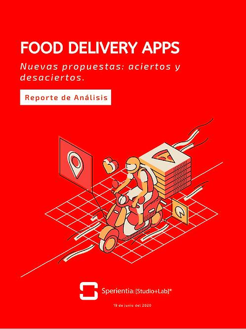 Food Delivery Apps: aciertos y desaciertos de las nuevas apps