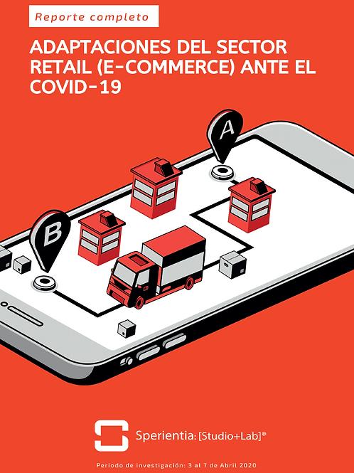 Adaptaciones Sector Supermercados (E-Commerce) ante COVID-19