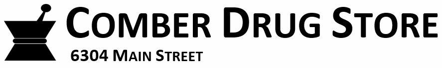 Comber Drug Store Logo
