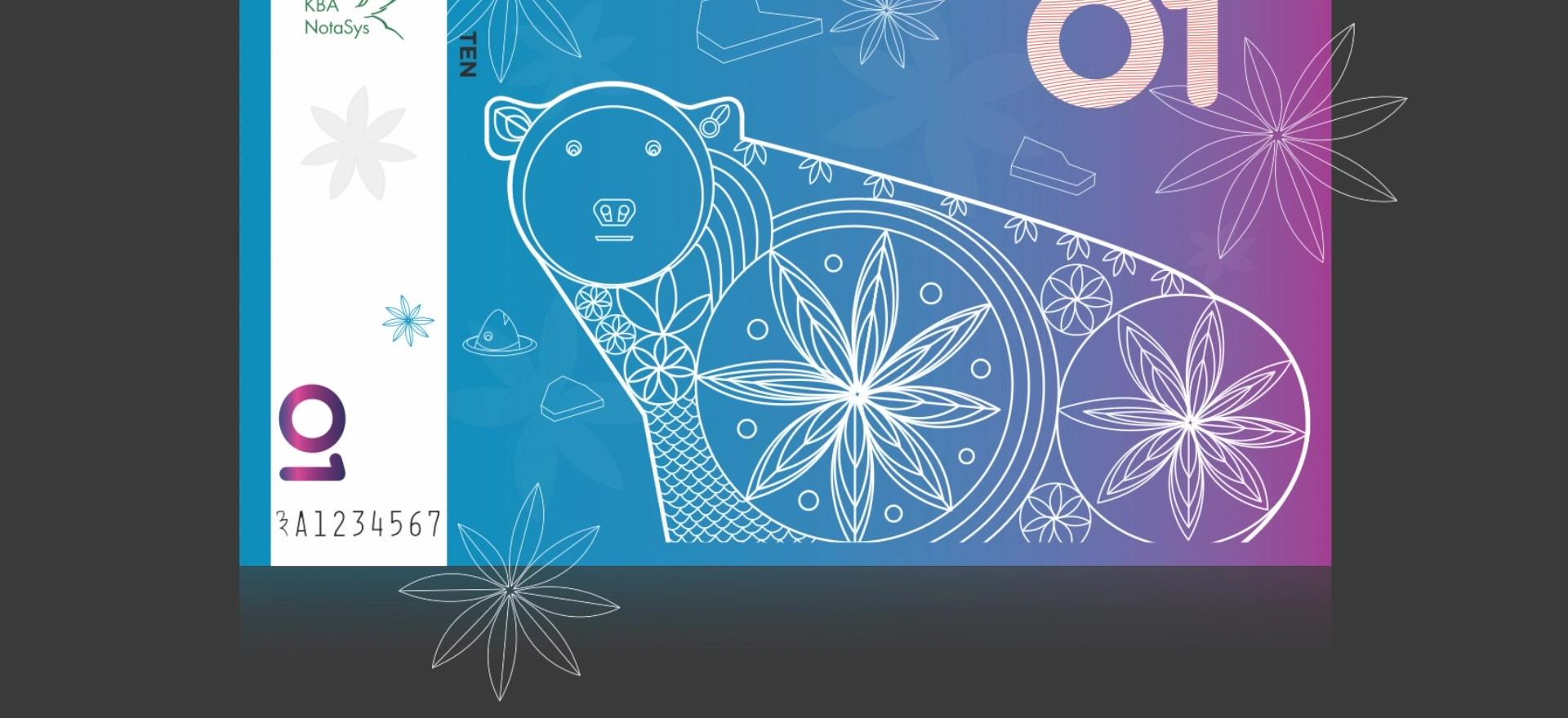 Front Banknotes Design