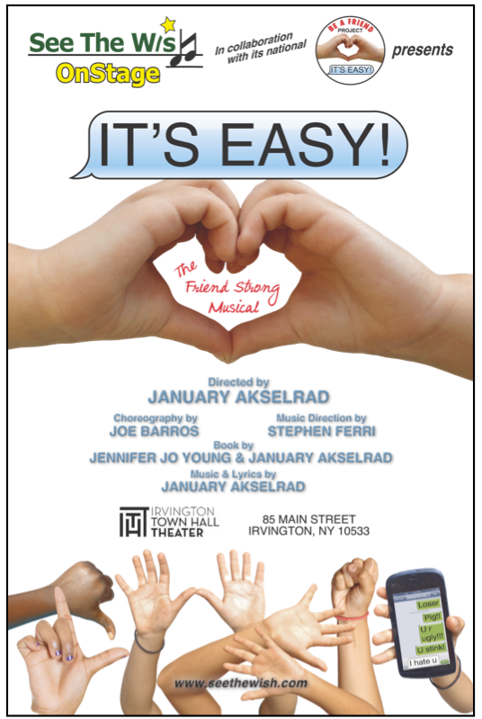 """2017 Professional Run Of """"It's Easy!"""""""